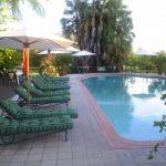 Sedia Riverside Hotel, Maum